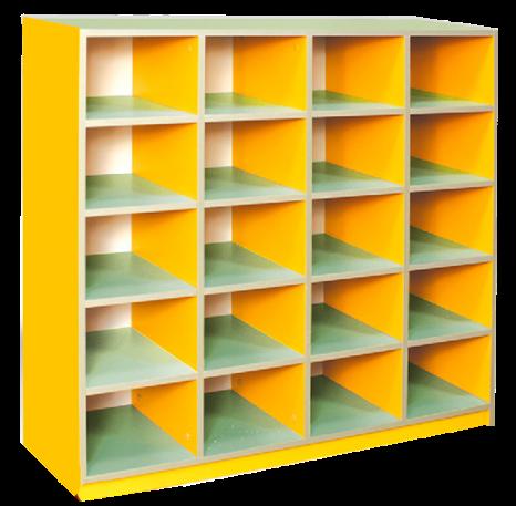 Шкафы для горшков