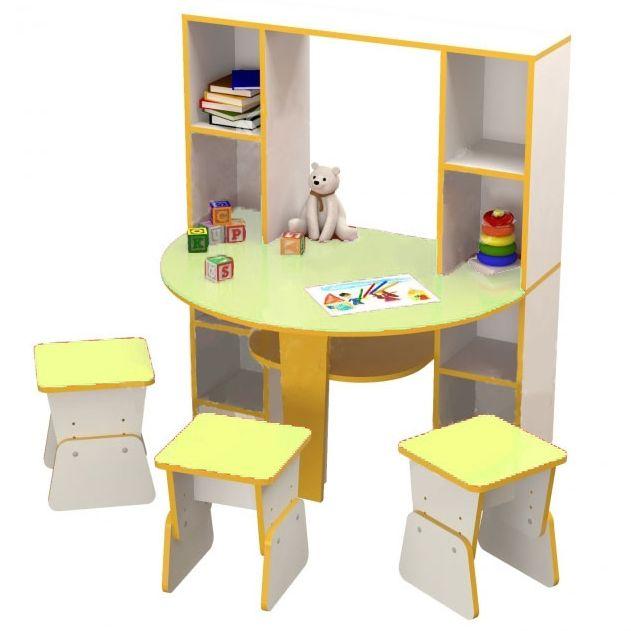 Дошкольная мебель в наличии